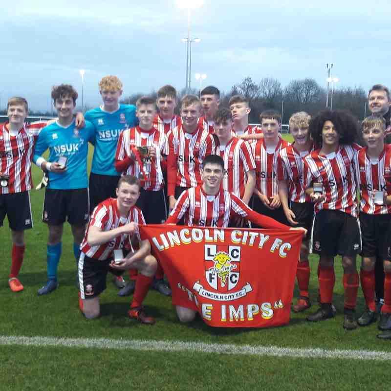U16 v AFC Bournemouth - National Final