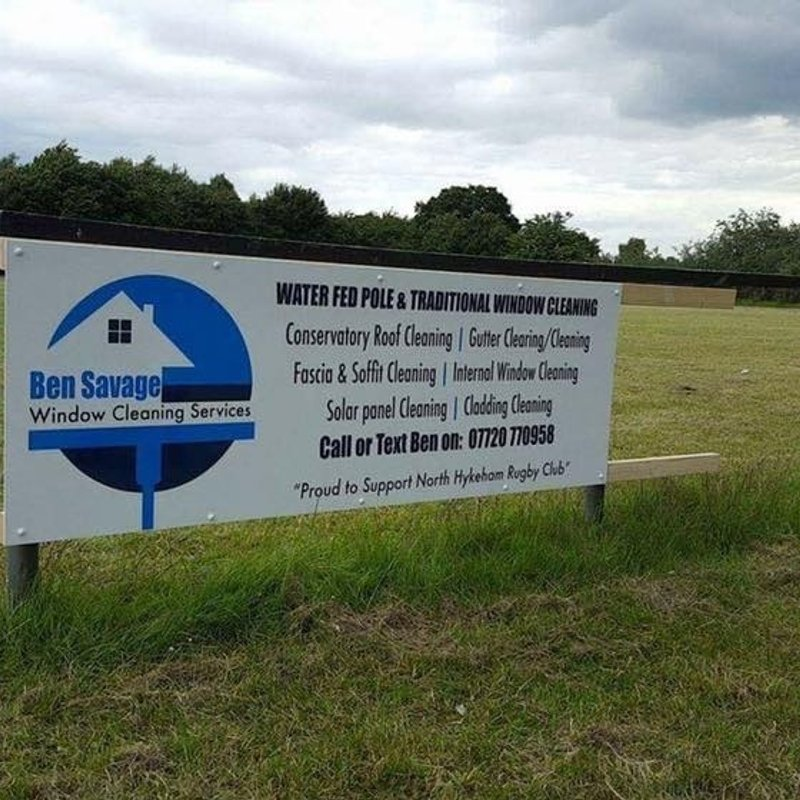Pitchside Hoardings Advertisement Opportunity