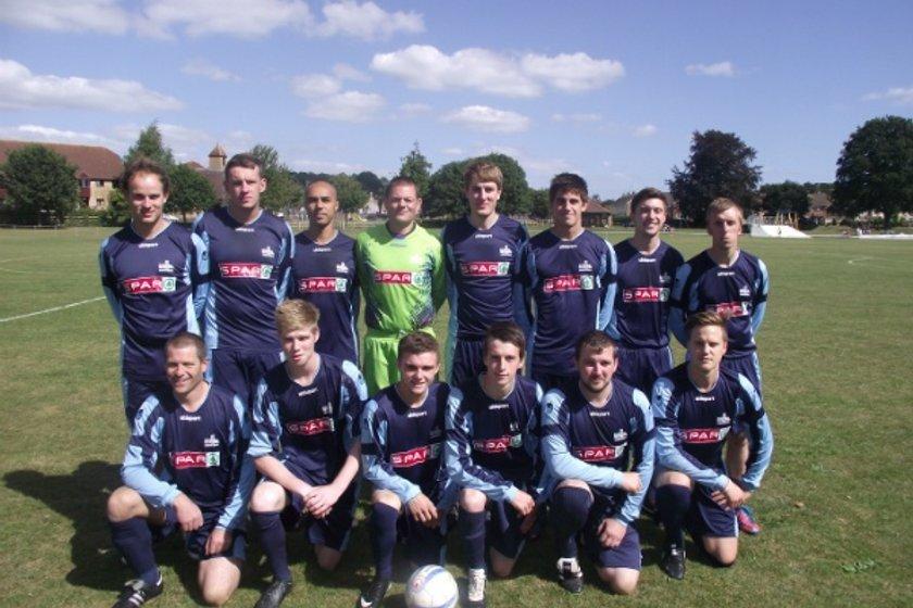 Ilminster Town 1st Team beat Chilcompton Sports 1 - 0