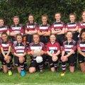Camp Hill U13 Girls 0 vs Tamworth U13 Girls 40