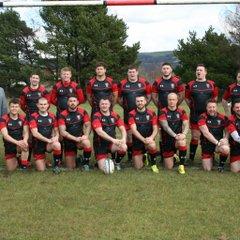 Morriston RFC v Pontycymmer RFC Team Photo's