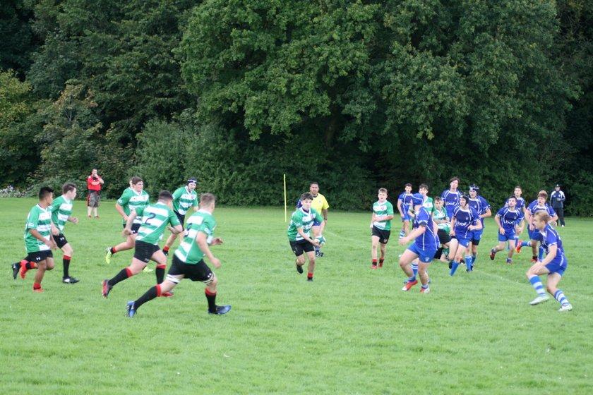 Morriston RFC Youth v Bridgend Sports
