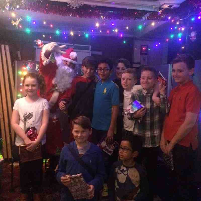 Wealdstone Xmas Party