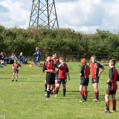 Under 12's Coventry 02 Oct 2016