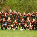 Under 14's  lose to New Earswick All Blacks 32 - 6