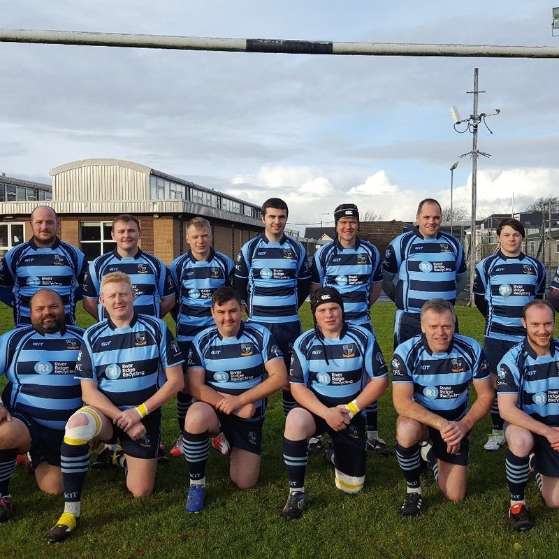 3rdXV lose to Ballynahinch 6 38 - 0
