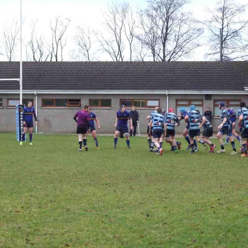Ballymoney 1st Vs Lisburn