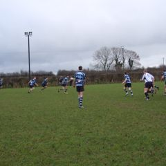 Ballymoney 2nd Vs CIYMS