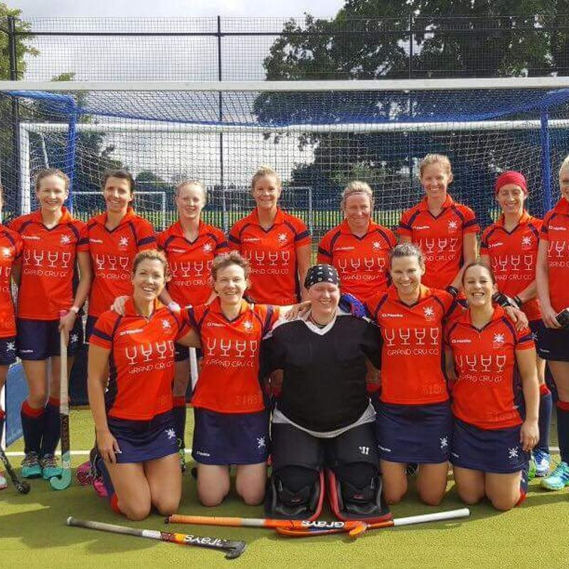 Ladies 1st XI beat New Beccs 0 - 1