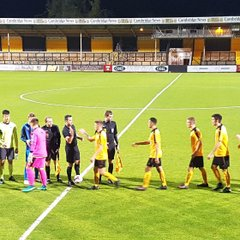 U18's v Cambridge United - FA Youth Cup 1st rnd - 1-Nov-16
