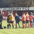 U18's vs Aylesbury FC