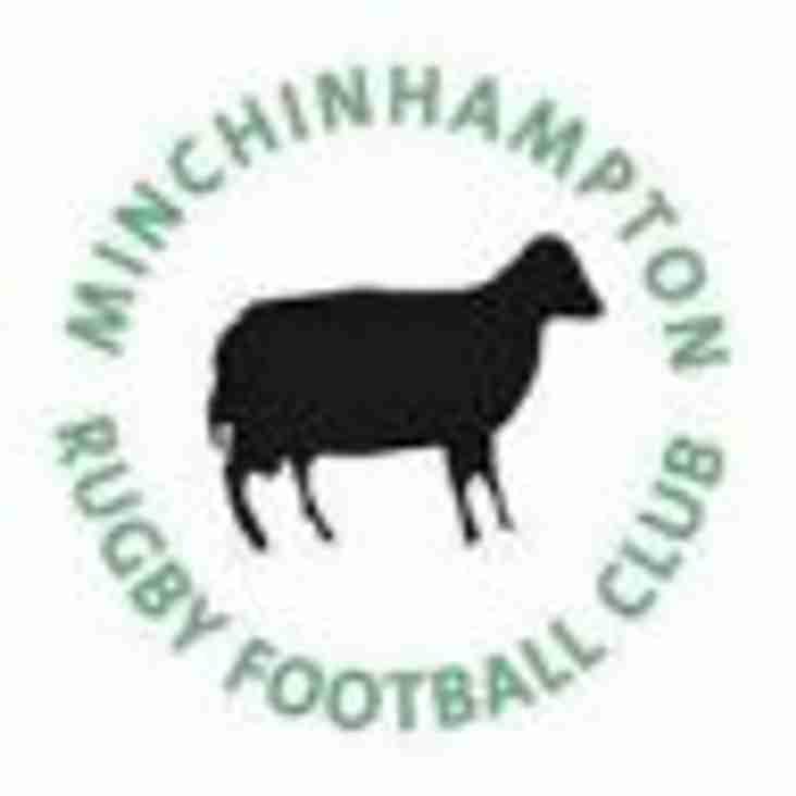 Ballymoney RFC Select XV v Minchinhampton RFC