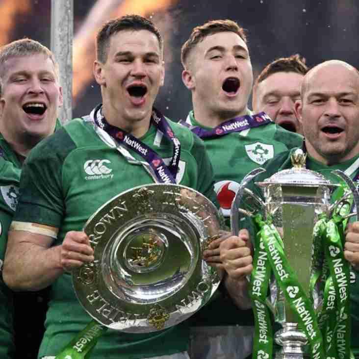 6 Nations Trophy & Triple Crown to Visit Ballymoney RFC