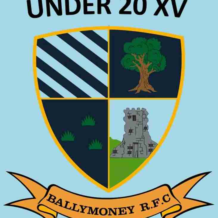 Re-Arranged U20s Tournament - Wed 29th August