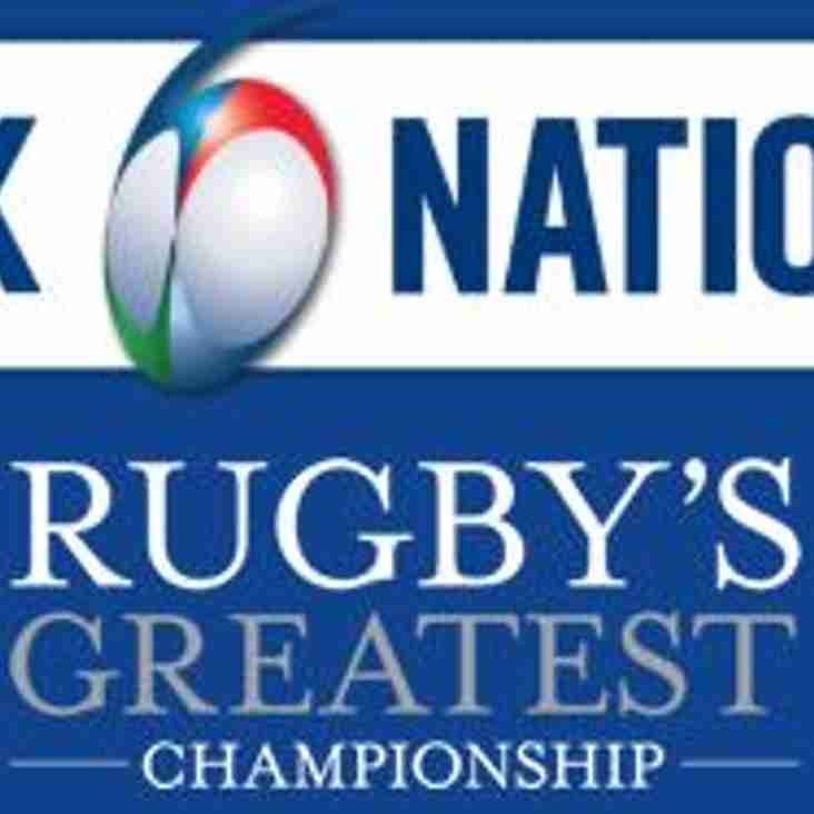 6 Nations Tickets - UPDATE