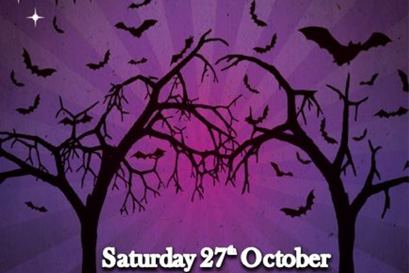 Halloween Hooley  - Sat 27th October