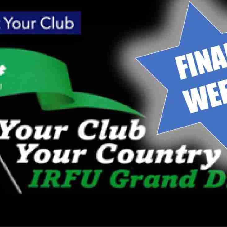 FINAL WEEK - Your Club Your Country 2018