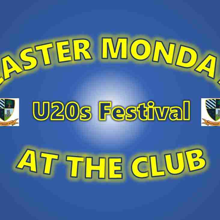 Easter Monday at the Club