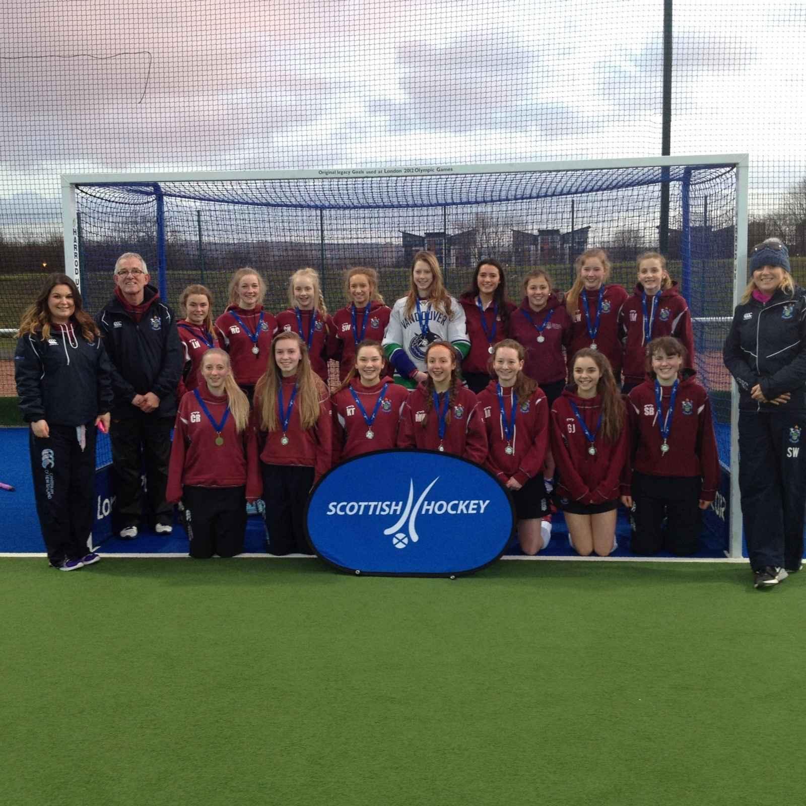 U16 Girls Cup Final