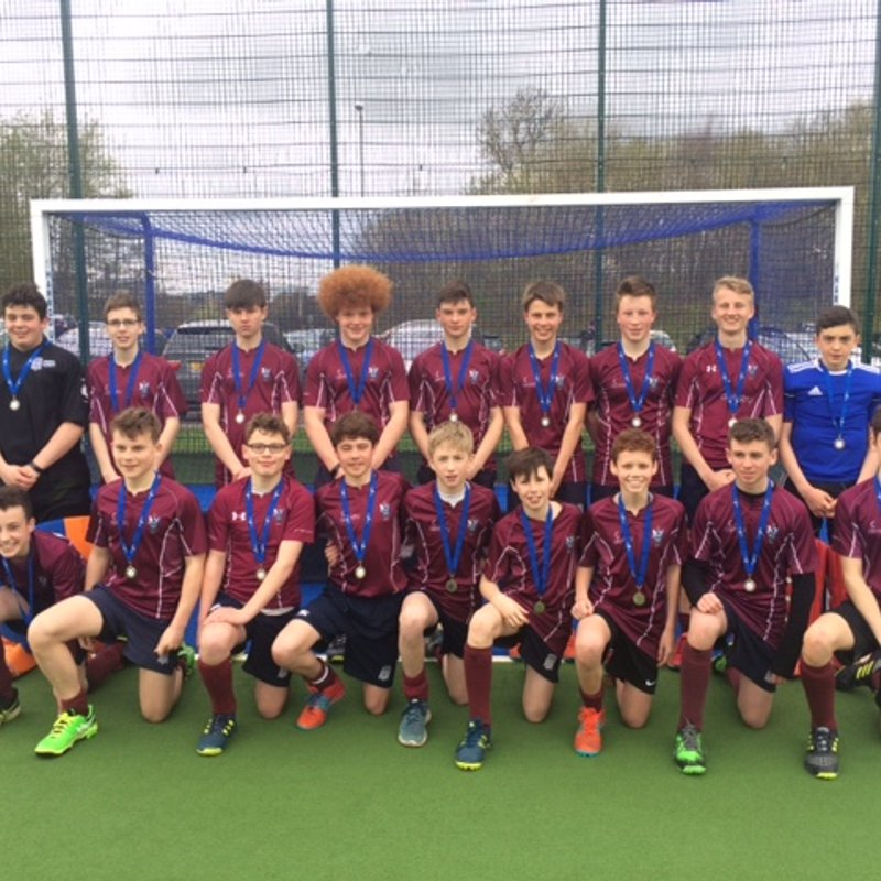 U16s on form at Cup Finals