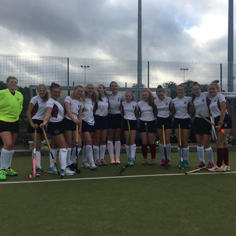 Ladies 5s (Development) lose to Falkirk & Linlithgow L2 1 - 4