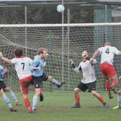 Market Rasen 1 - 1 Horncastle Town FC