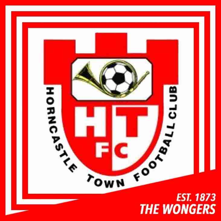 HORNCASTLE TOWN FOOTBALL CLUB AGM DATE SET