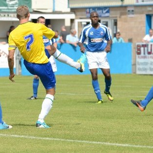 Nuneaton Town 1 Coventry City 4