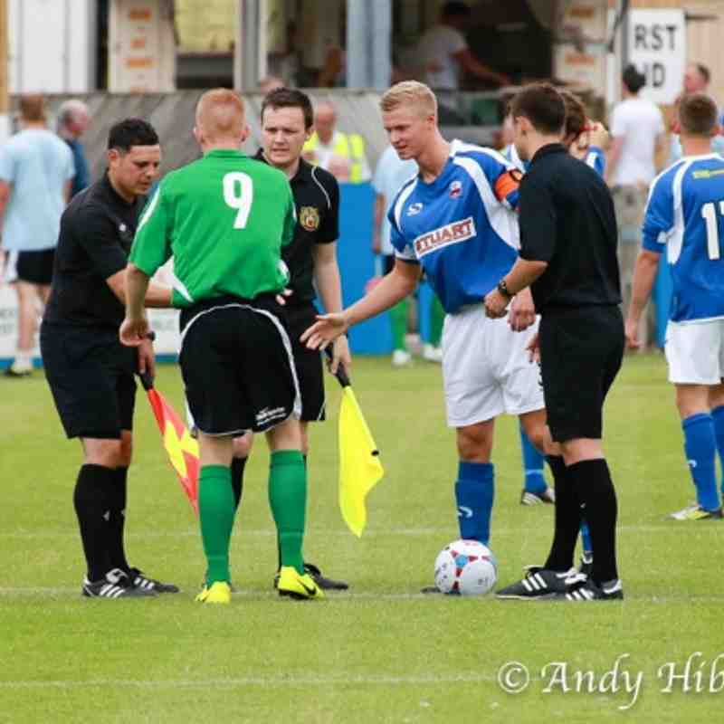 Nuneaton V Worcester City 20-07-2013 - By Andy Hibbs