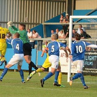 Nuneaton Town 0 Burton Albion 0