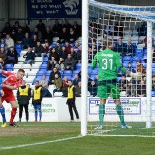 Chester FC 3 Nuneaton Town 3