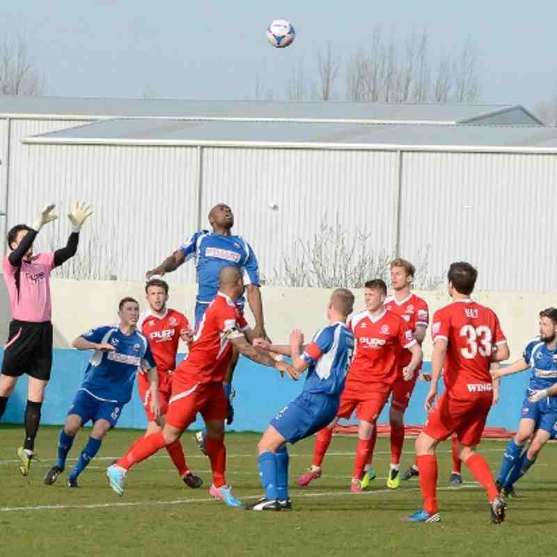 Nuneaton V Welling United - By Simon Kimber