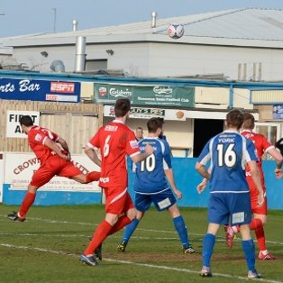 Nuneaton Town 2 Welling United 0