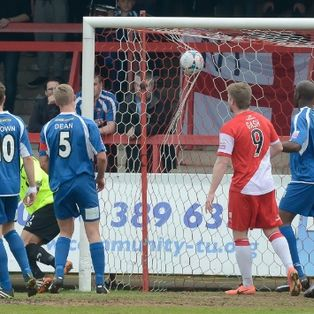 Kidderminster Harriers 0 Nuneaton Town 0