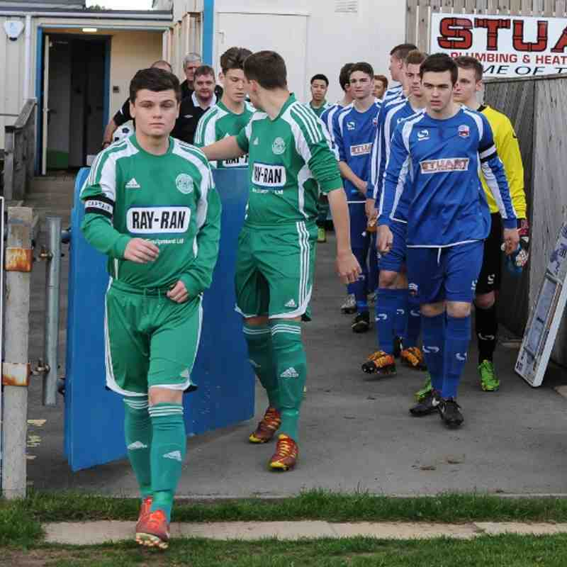 Nuneaton Town Youth V Bedworth Youth