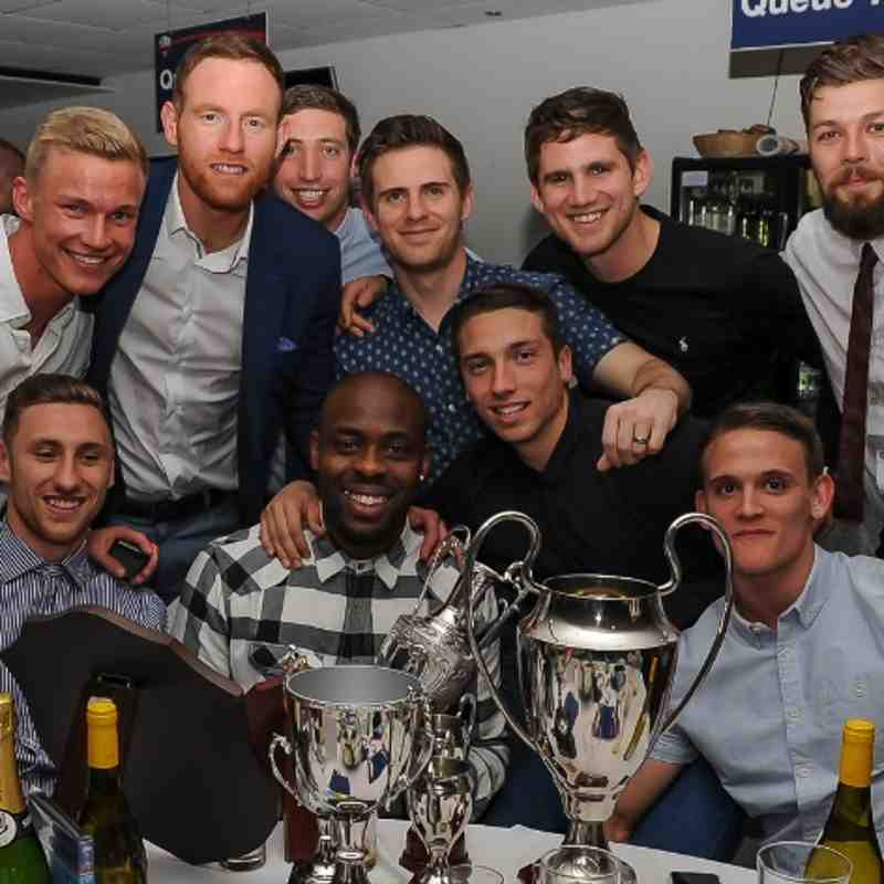 Players Presentation Evening May 2014 by Simon Kimber