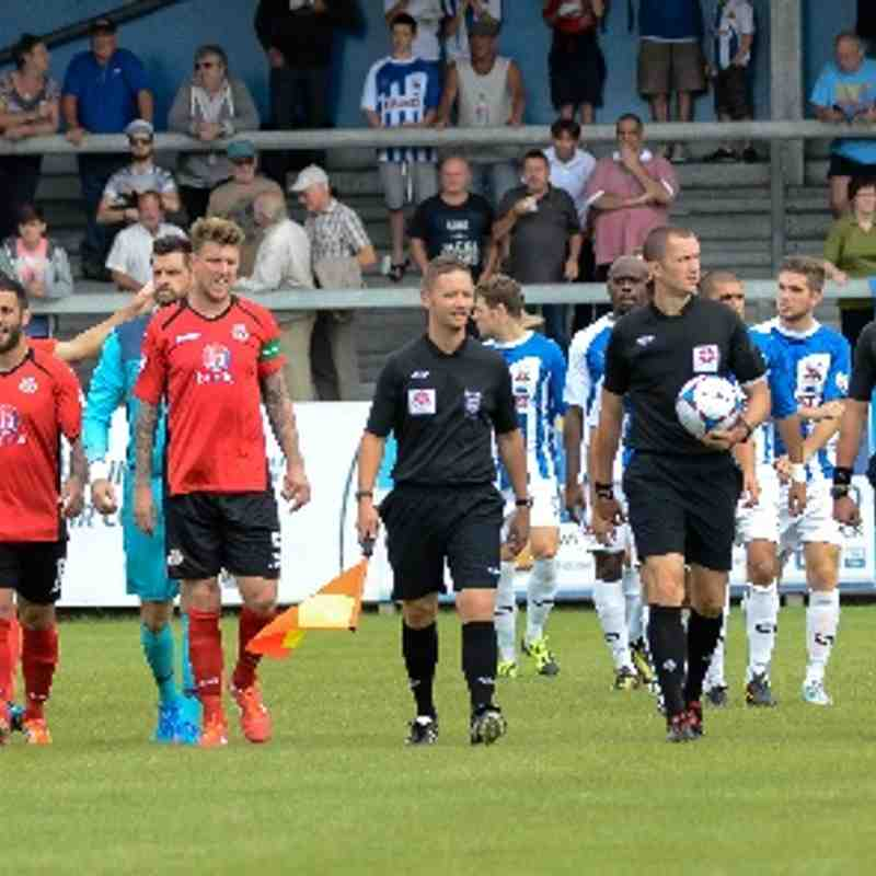 Nuneaton Town V Eastleigh By Simon Kimber
