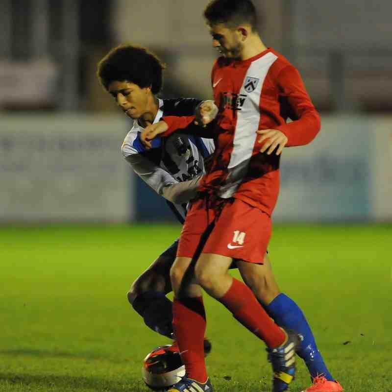 Nuneaton Town Youth V AFC Wulfrunians