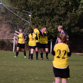 Ladies unlucky in cup tie but a replay it is.