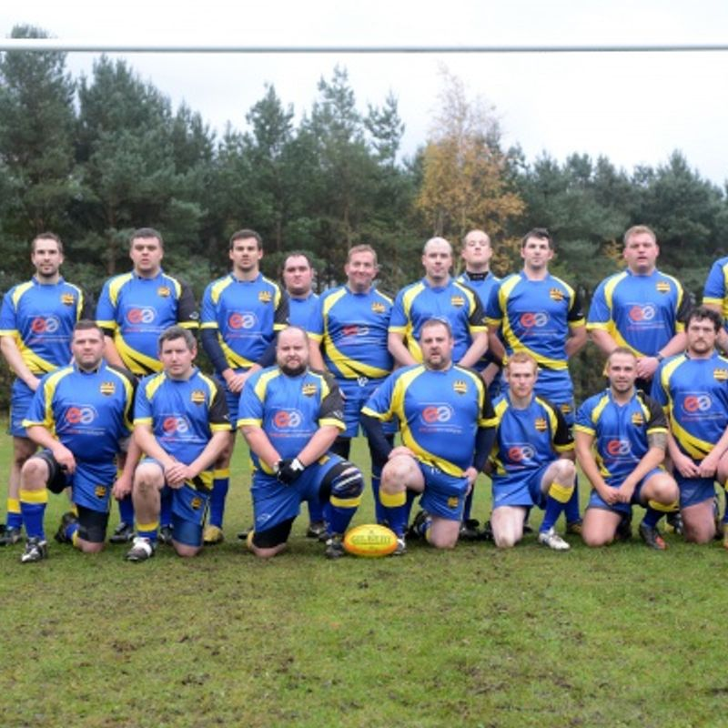 1st XV lose to Morpeth Stags 68 - 14