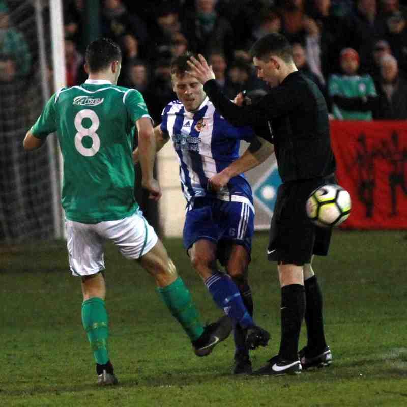 Worcester City v Bromsgrove Sporting 26/12/17