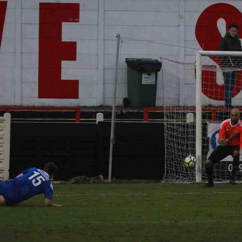 Worcester City v sporting Khalsa 27/1/18
