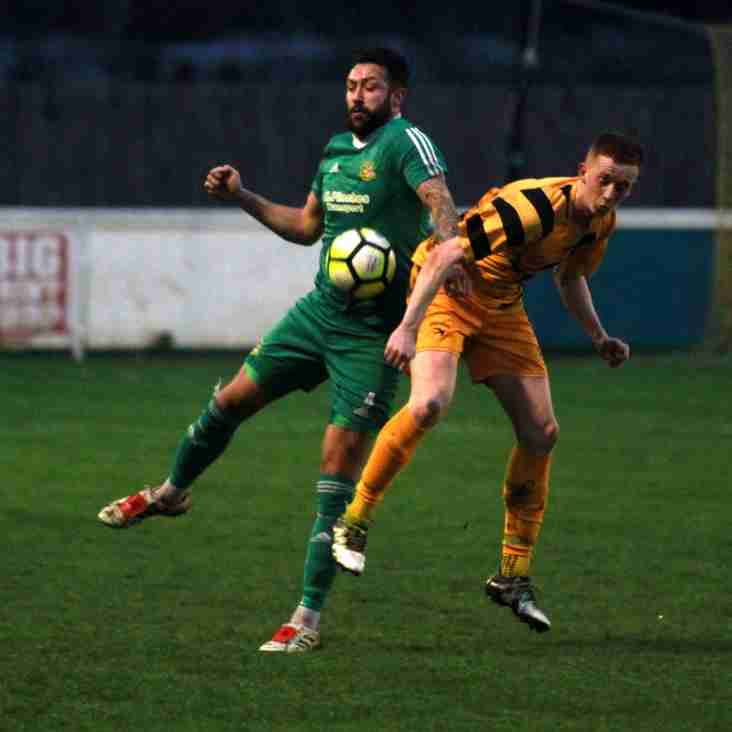 REPORT: Honours even for City at Stourport Swifts