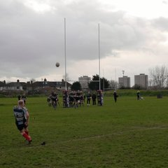 Romford vs Coopers 04.03.17 :  27 - 13
