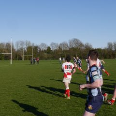 Coopers vs Epping UC 25.03.2017 : 22 - 36