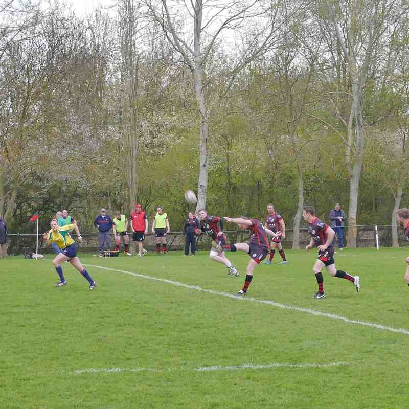 South Woodham Ferrers vs Coopers  01.04.2017  : 27 - 22
