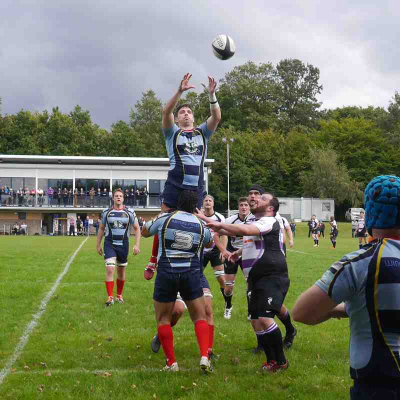 Woodford 26  Old Cooperians 31   -  16-09-2017