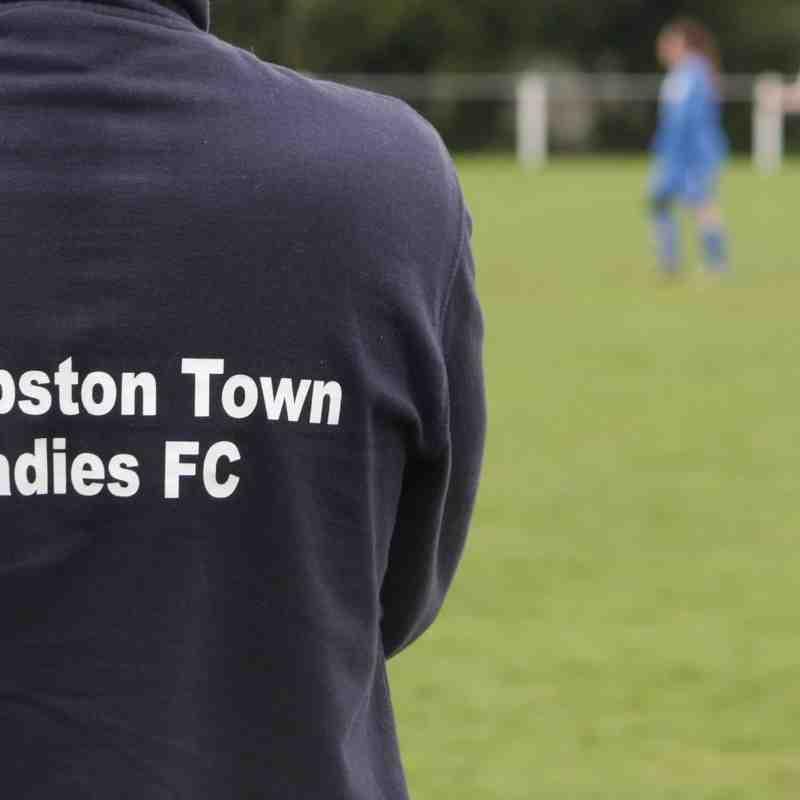 Roade Ladies v Thrapston Town Ladies    24.4.16