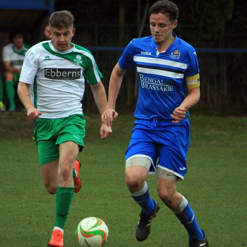 FA Vase Dream Smashed by Leverstock Green