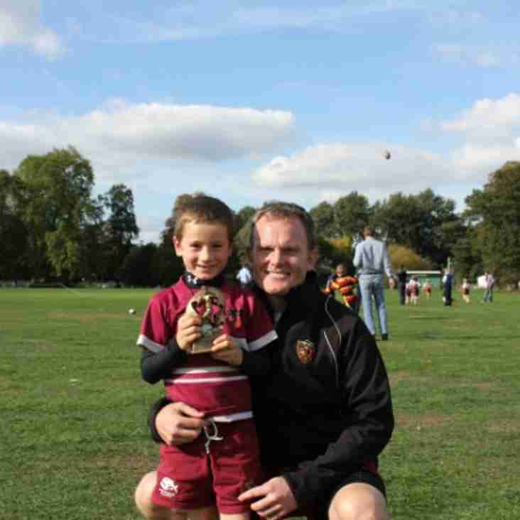 Parent's Player of the Week